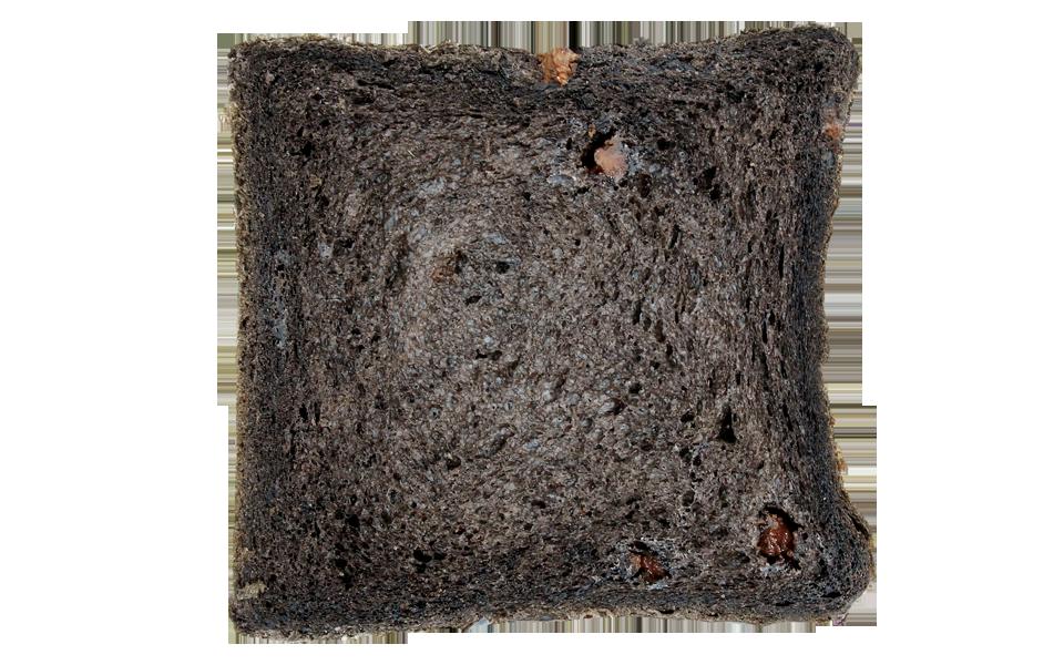 ちいさなパン家 Cachetteの黒食パン