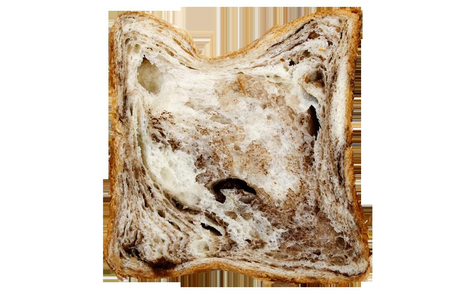 ちいさなパン家 Cachetteのデニッシュ食パン ノワール